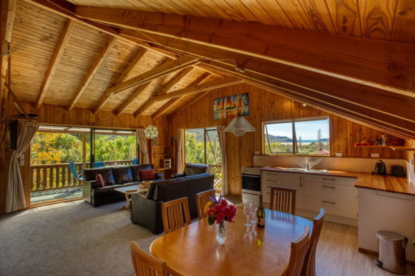 Abel Tasman accommodation, Marahau
